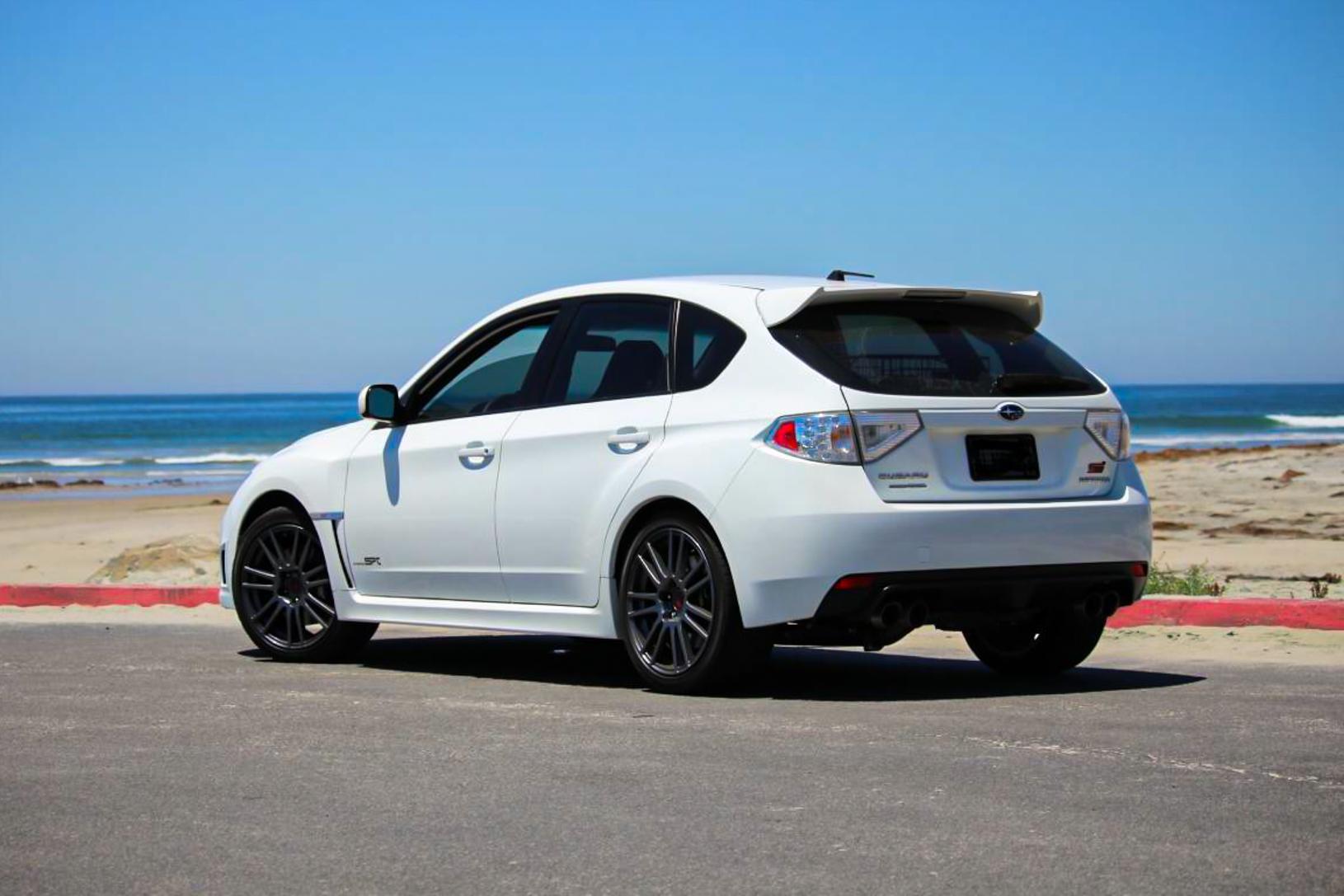 2010 Subaru STi 'Special Edition'