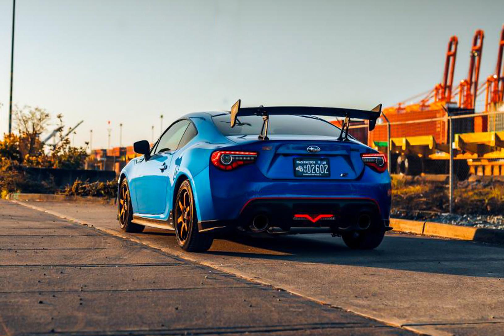 2018 Subaru BRZ tS 'Supercharged'