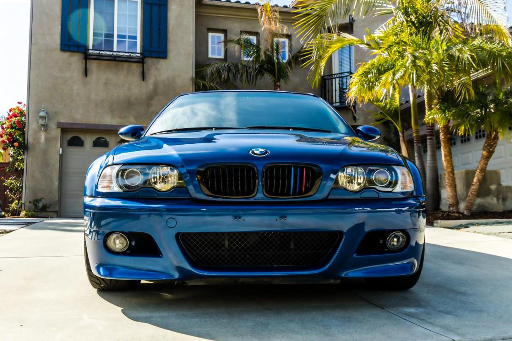 2002 BMW M3 'Slicktop'
