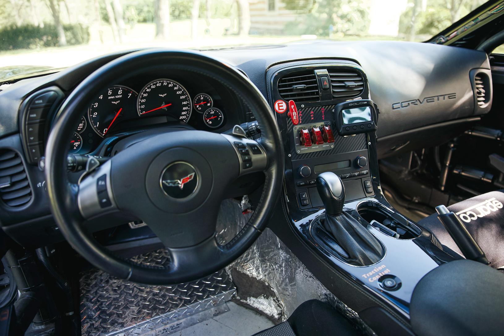2010 Chevrolet Corvette 'Track Car'
