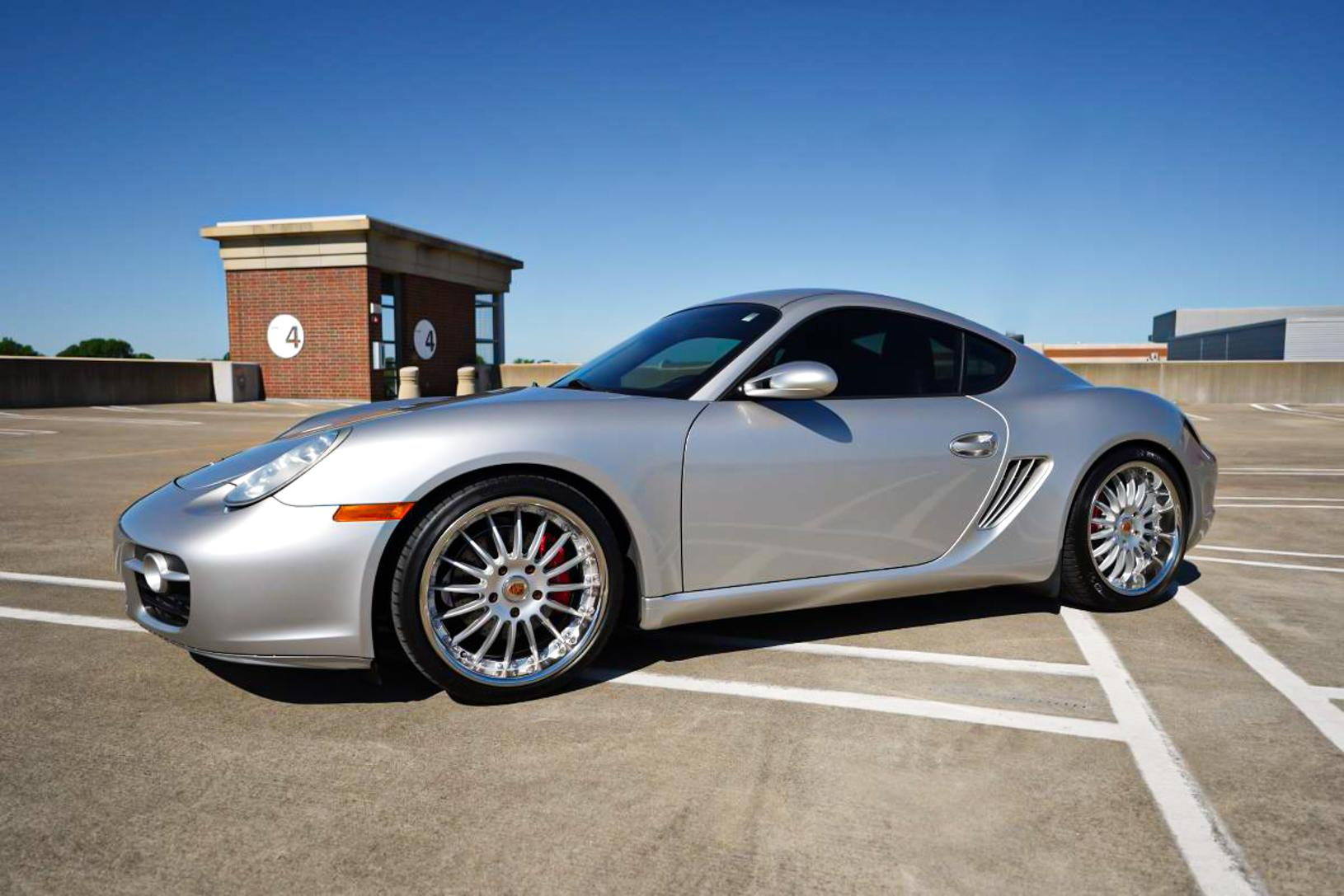 2006 Porsche Cayman S 'Turbo'