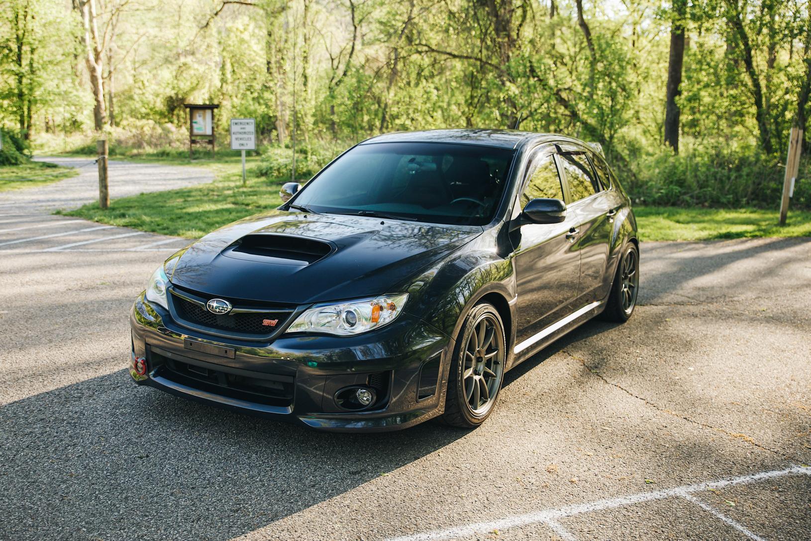 2012 Subaru STi