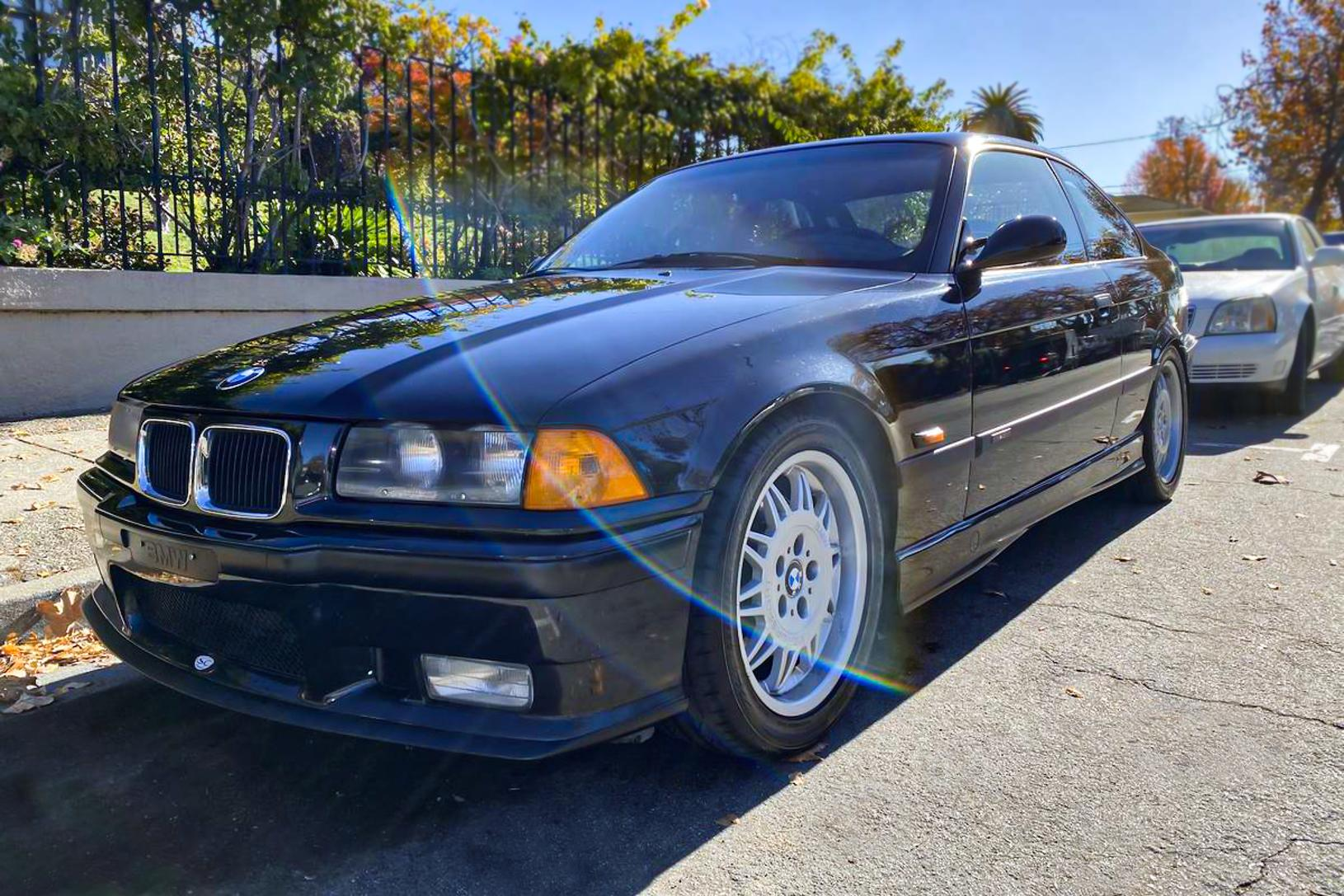 1995 BMW M3 'Slicktop'