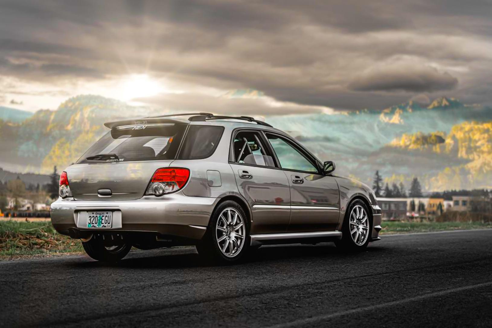 2005 Subaru WRX 'STi Swap'