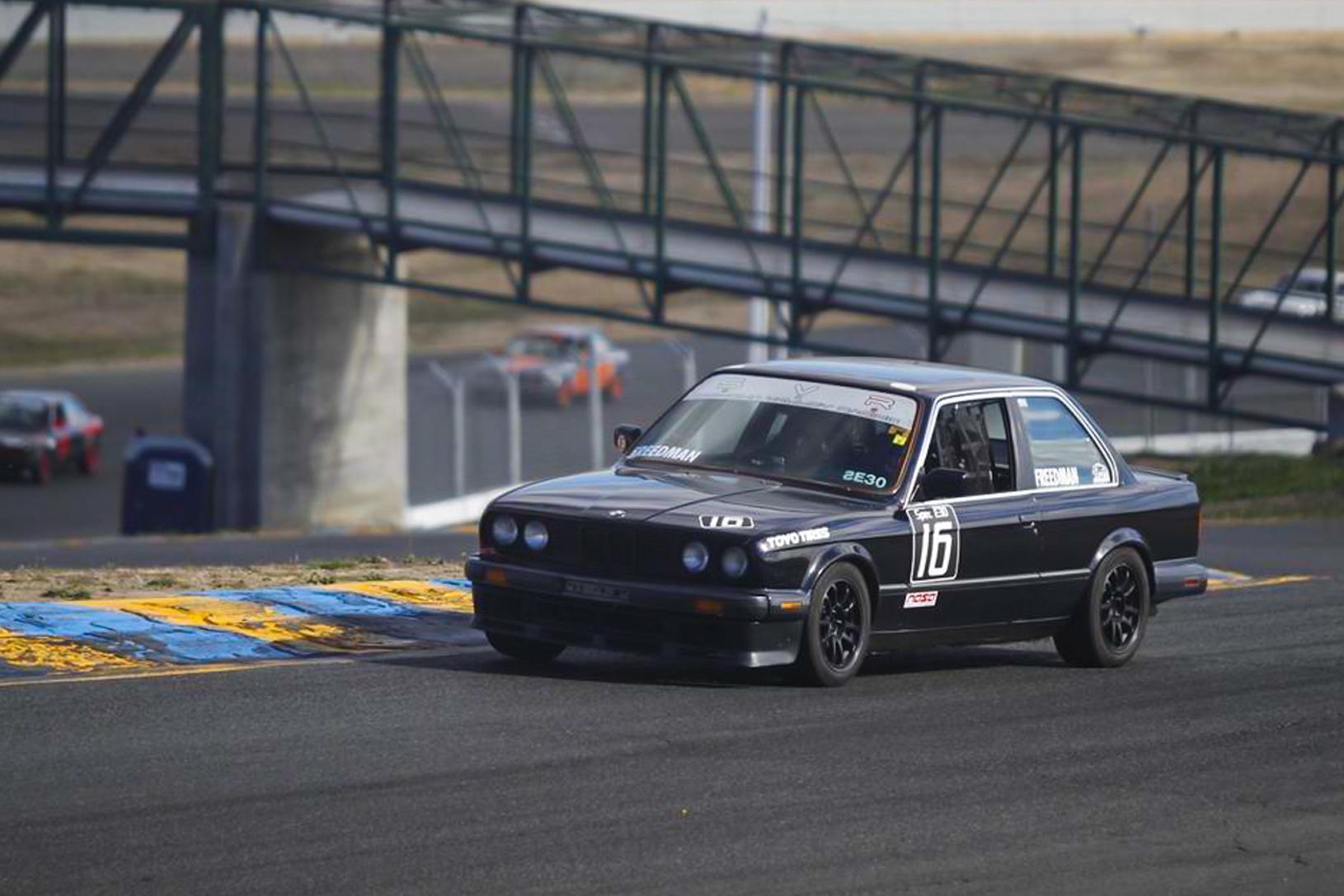 1987 BMW 325is 'Track Car'