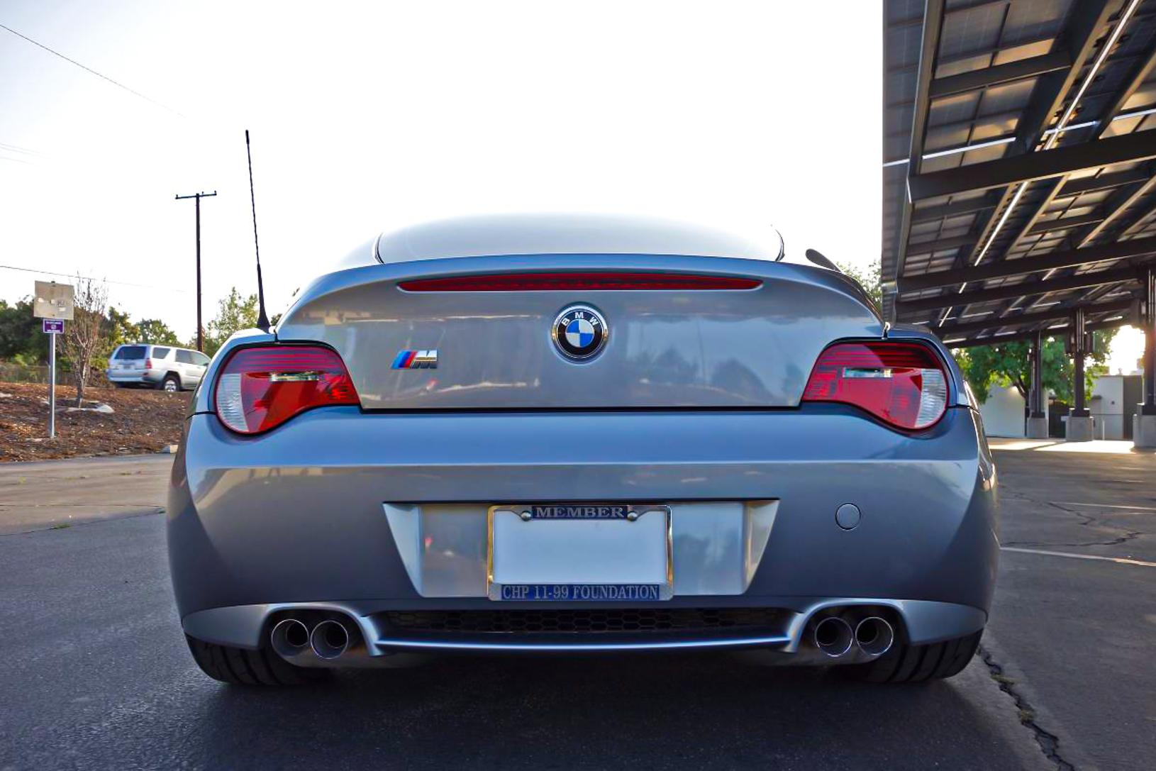 2007 BMW M-Coupe