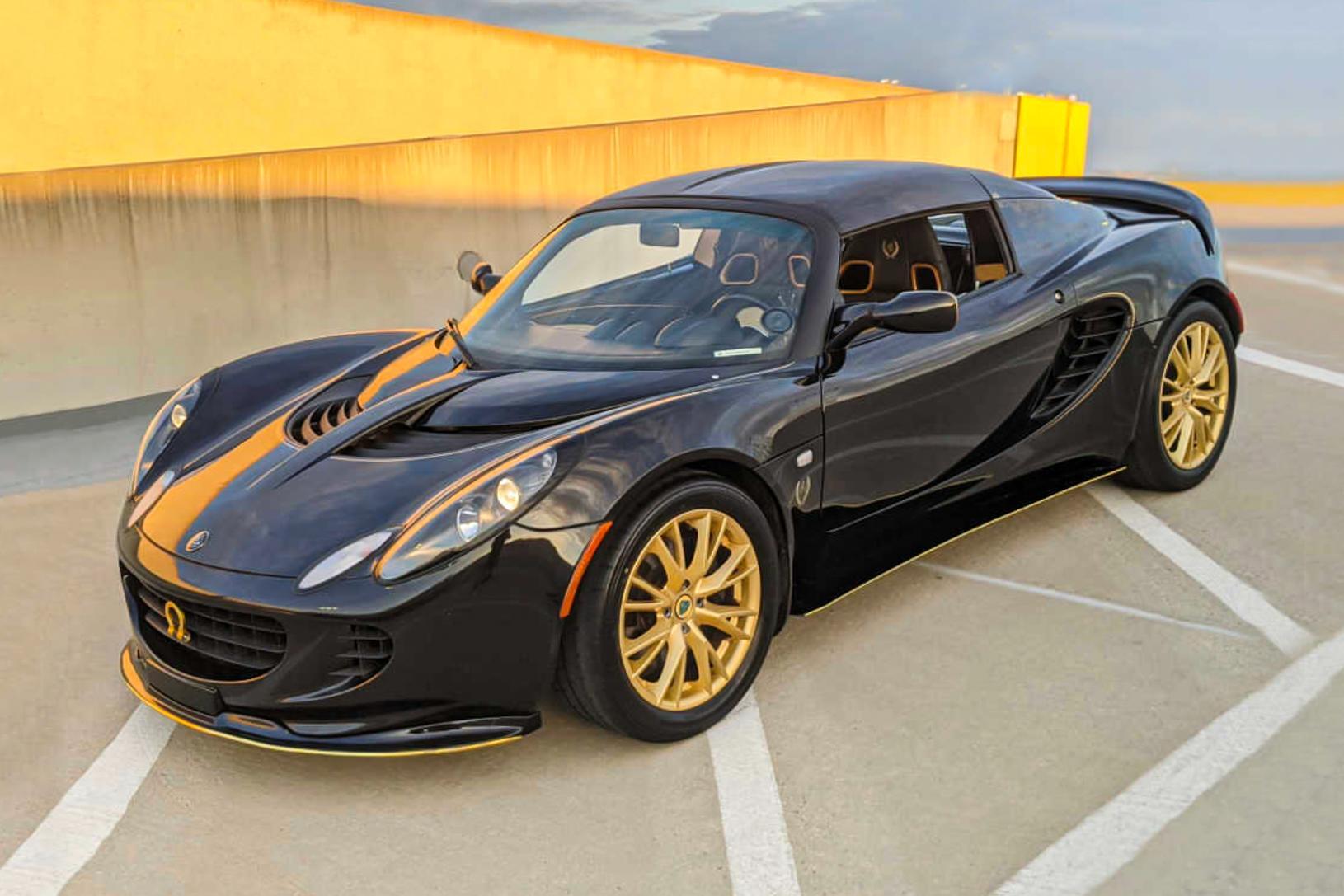 2007 Lotus Elise 'Type 72D'