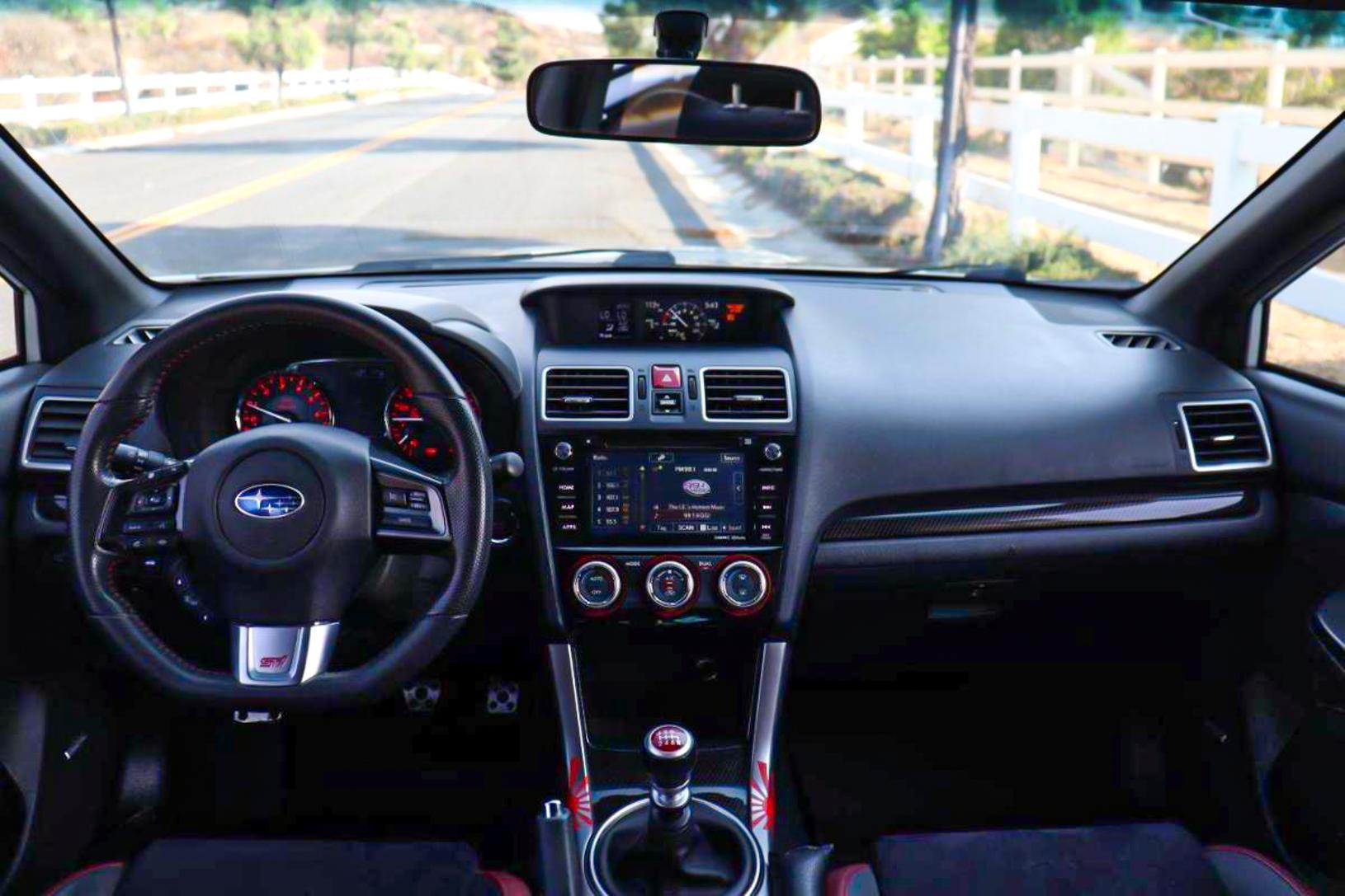 2017 Subaru STi