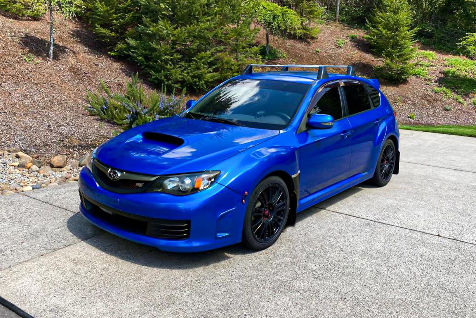 2010 Subaru STi