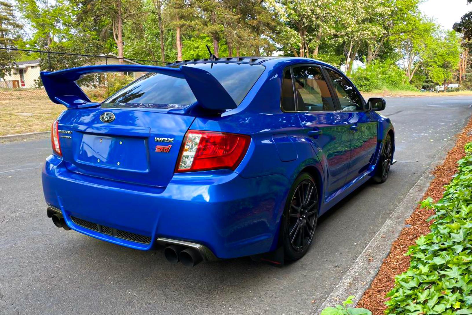 2014 Subaru STi
