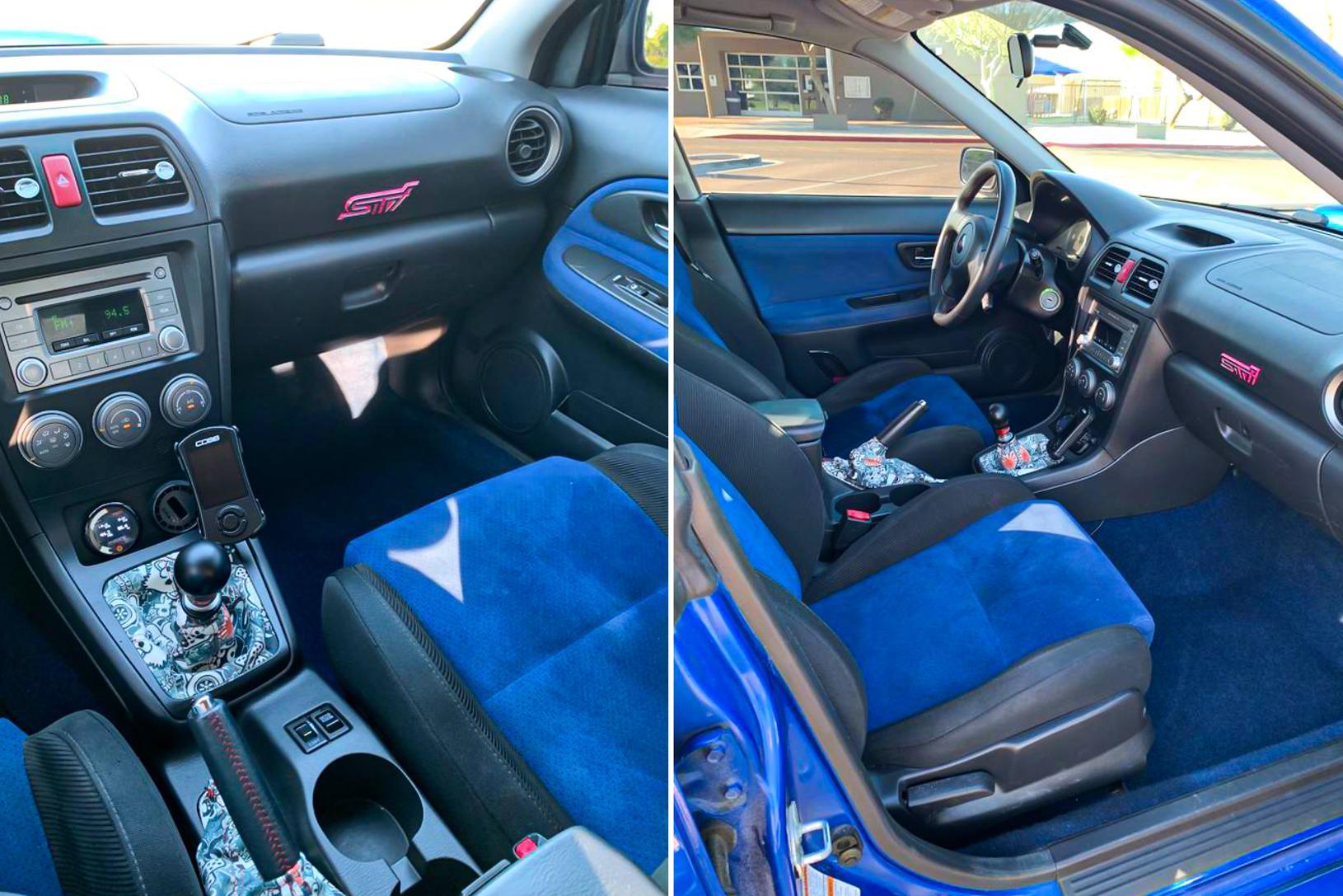 2005 Subaru STi