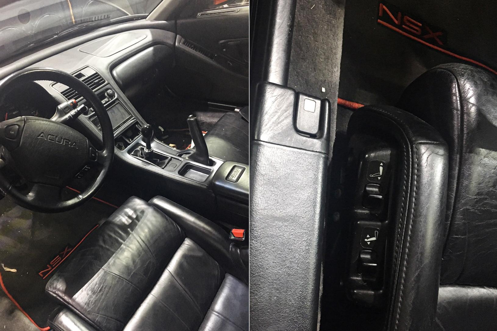 1993 Acura NSX