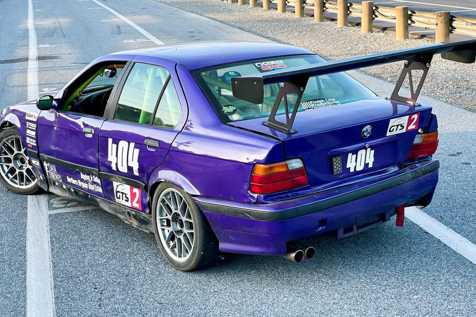 1997 BMW M3 'Track Car'