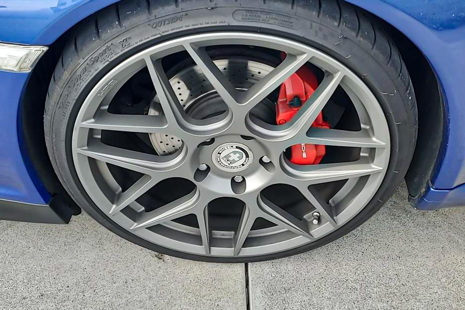 2005 Porsche 911 'Supercharged'