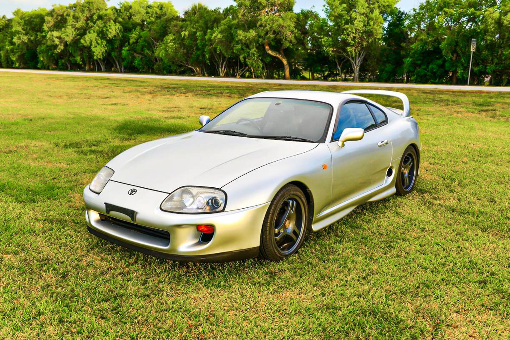 1993 Toyota Supra Turbo 'RHD'
