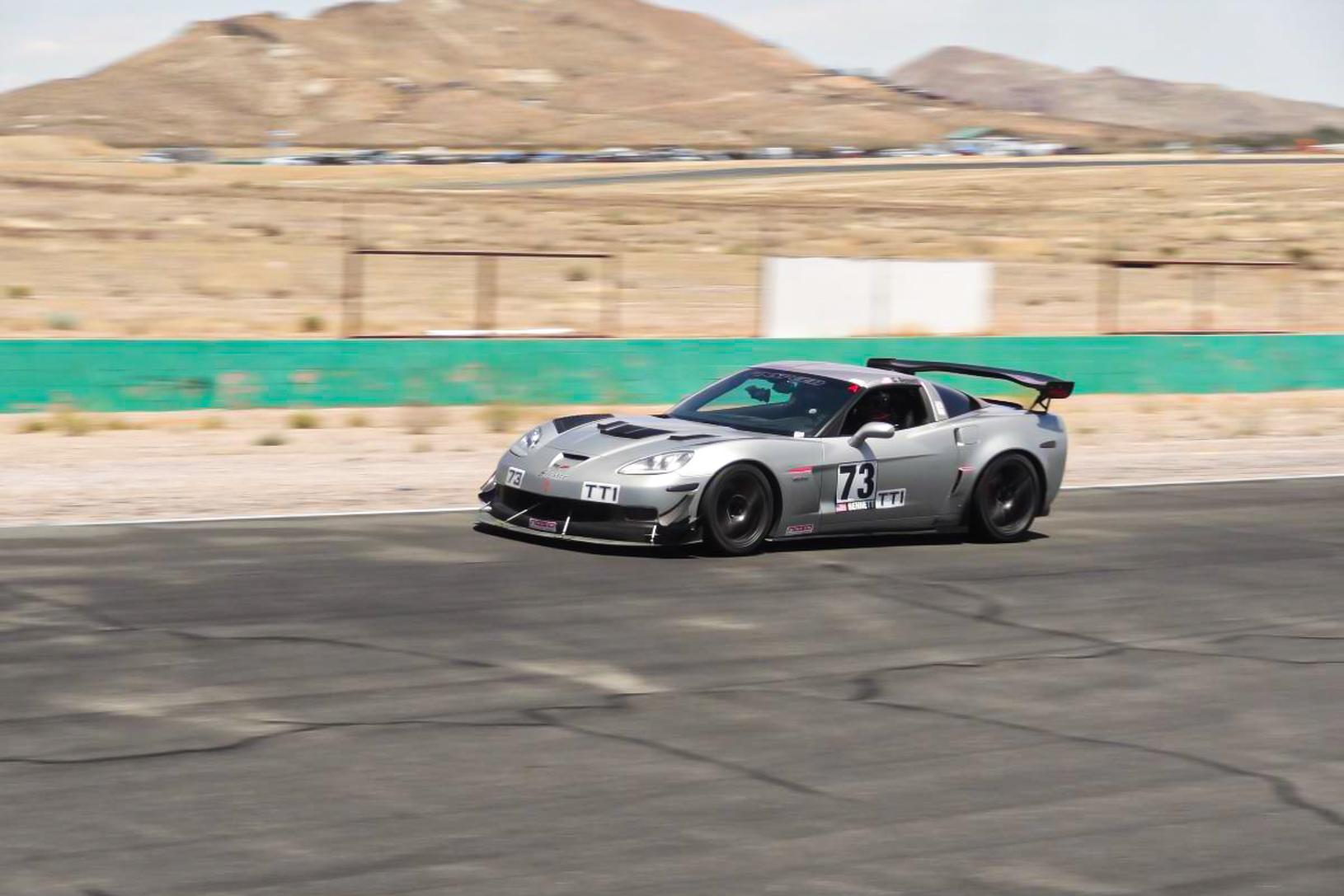 2007 Chevrolet Corvette Z06 'Track Car'