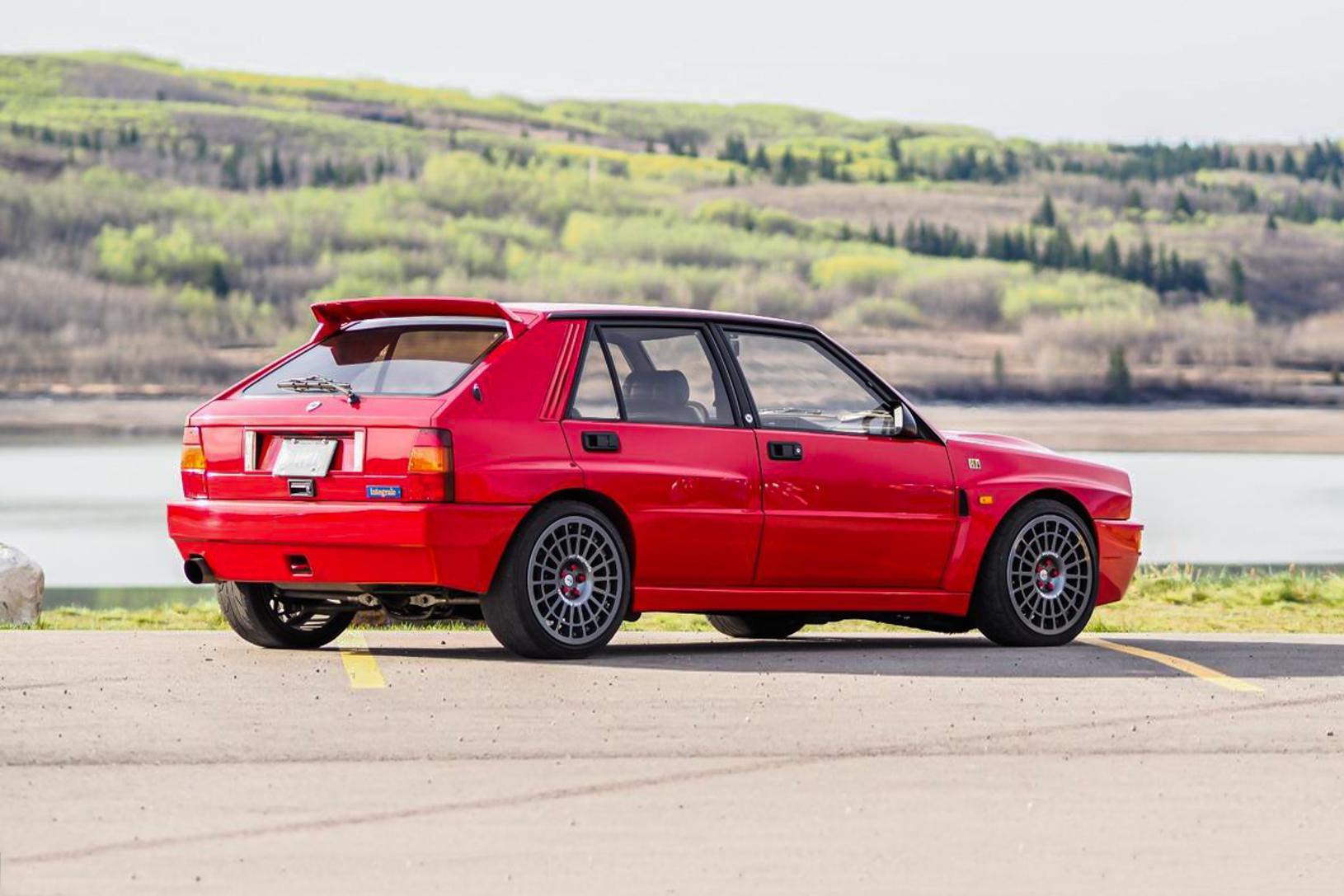 1992 Lancia Delta HF Integrale 'Evoluzione'
