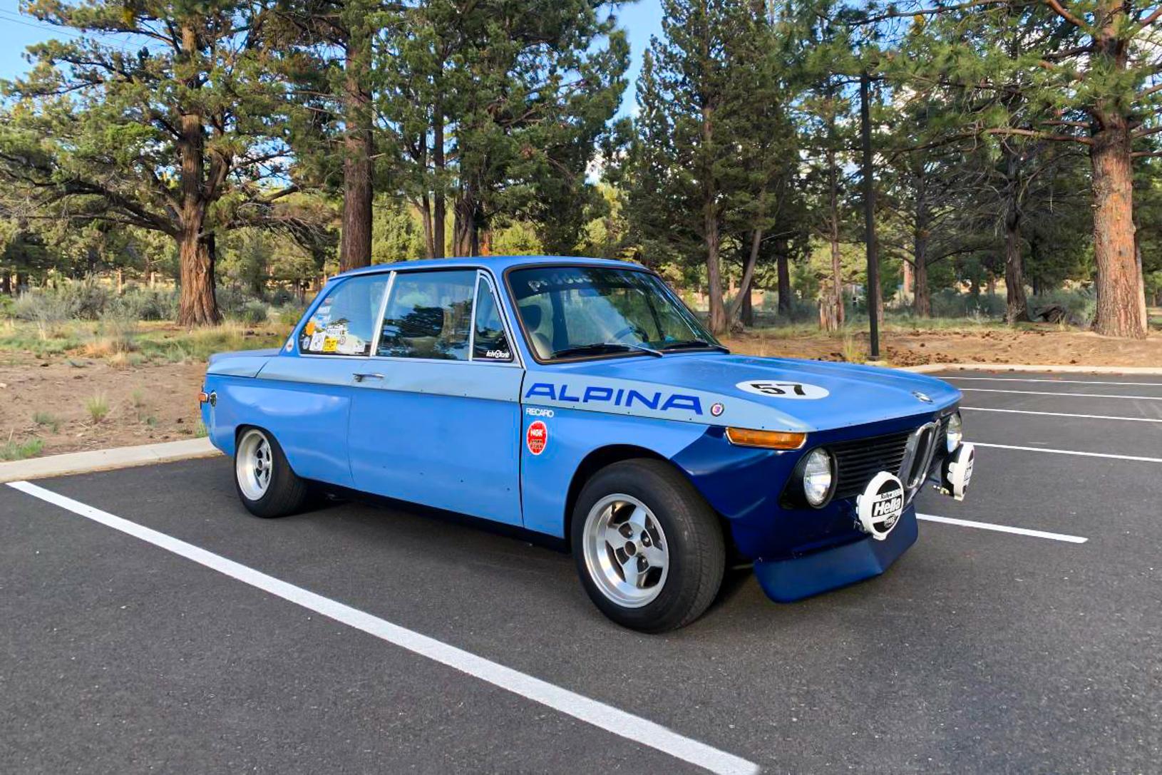 1975 BMW 2002 'Alipna Replica'