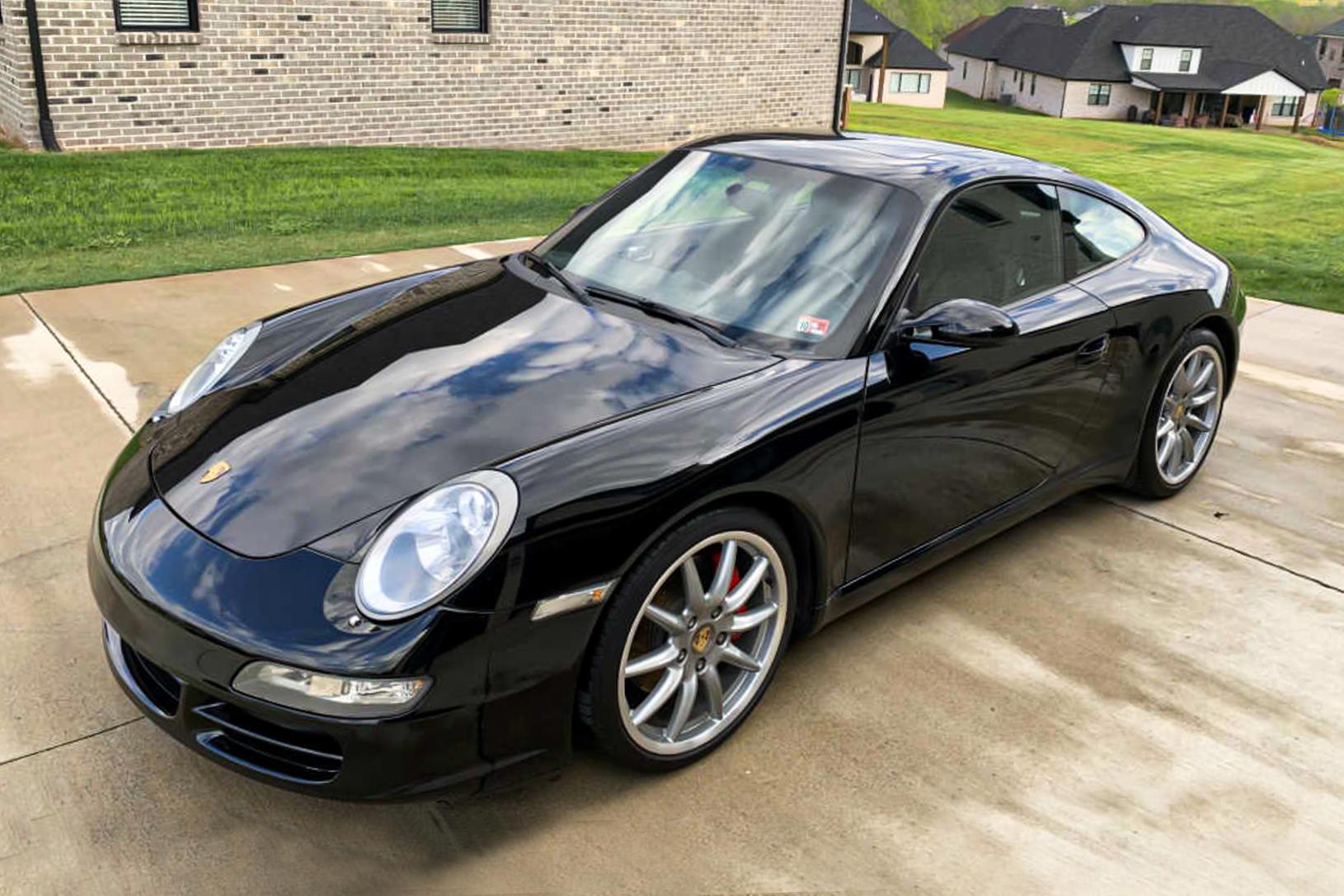 2006 Porsche 911 S