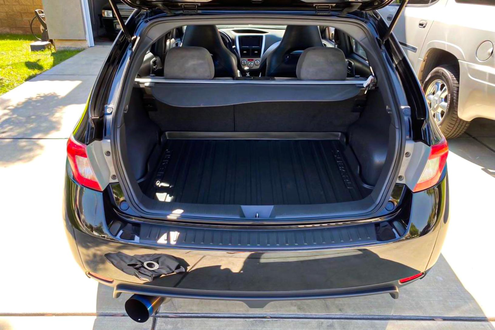 2008 Subaru STI