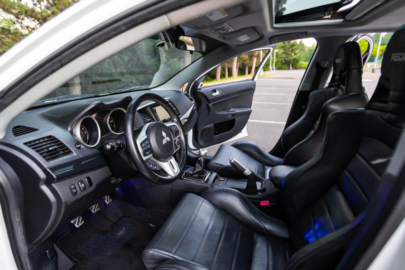 2014 Mitsubishi Evo