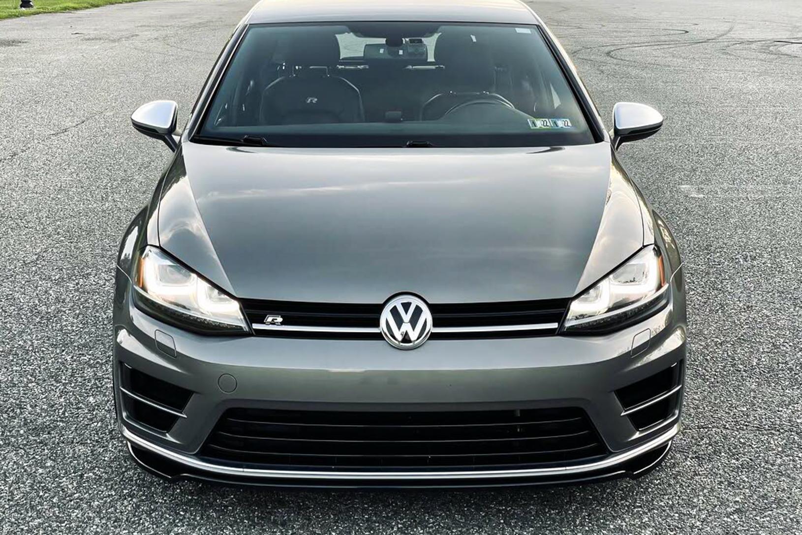2016 VW Golf R