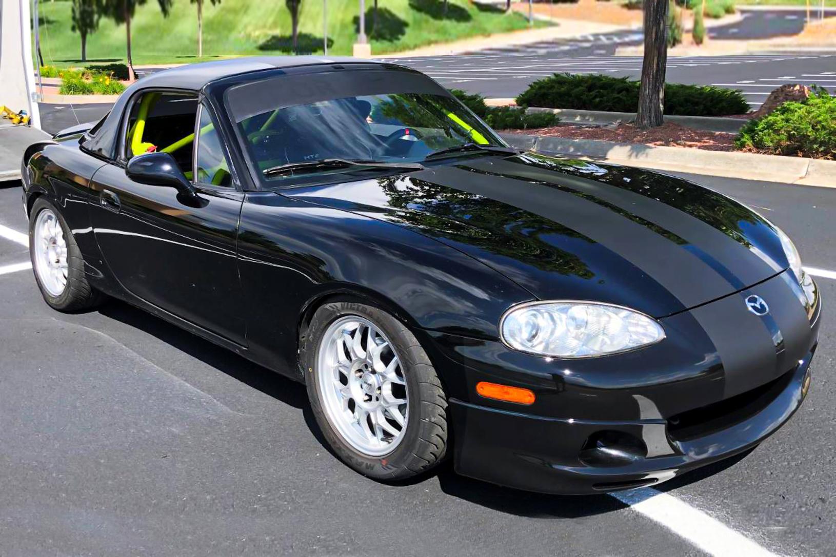 2002 Mazda Miata 'Track Car'