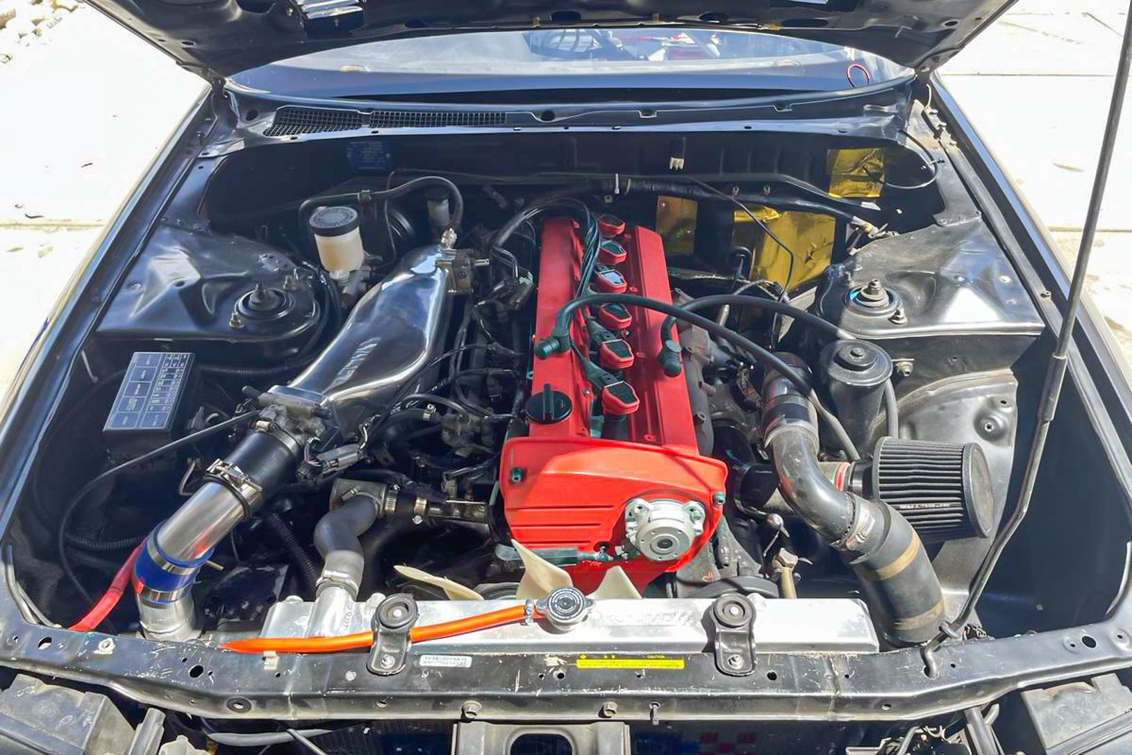 1991 Nissan GTS-T 'Type-M'