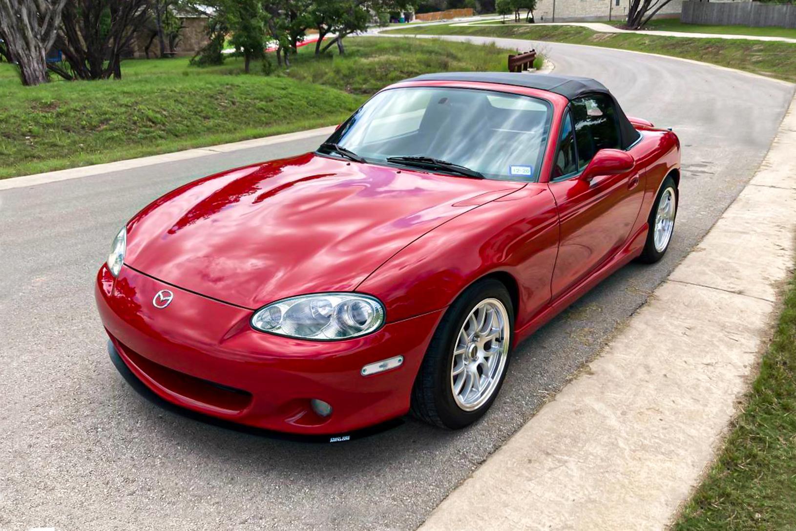 2003 Mazda MX-5
