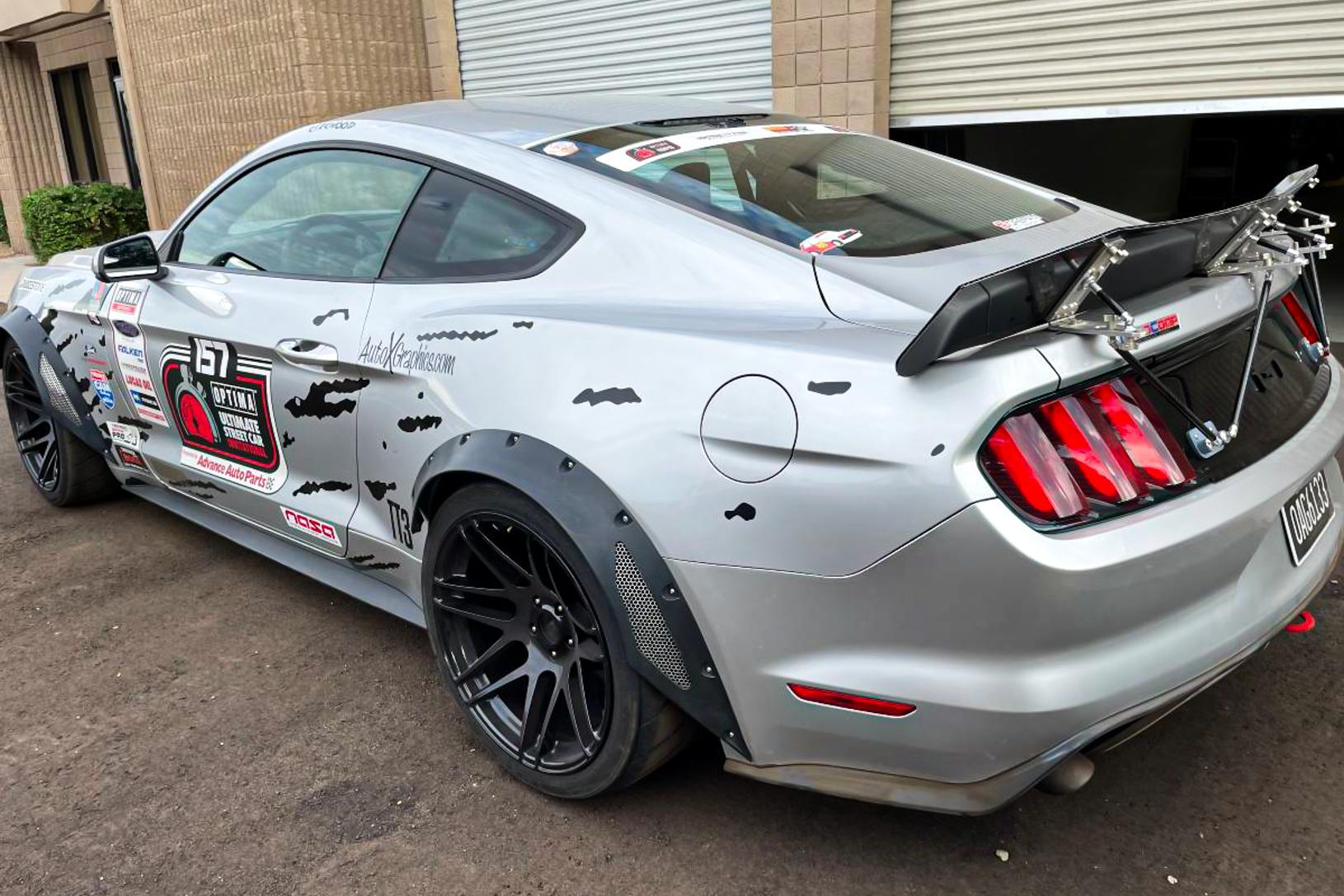 2016 Mustang GT 'Track Car'