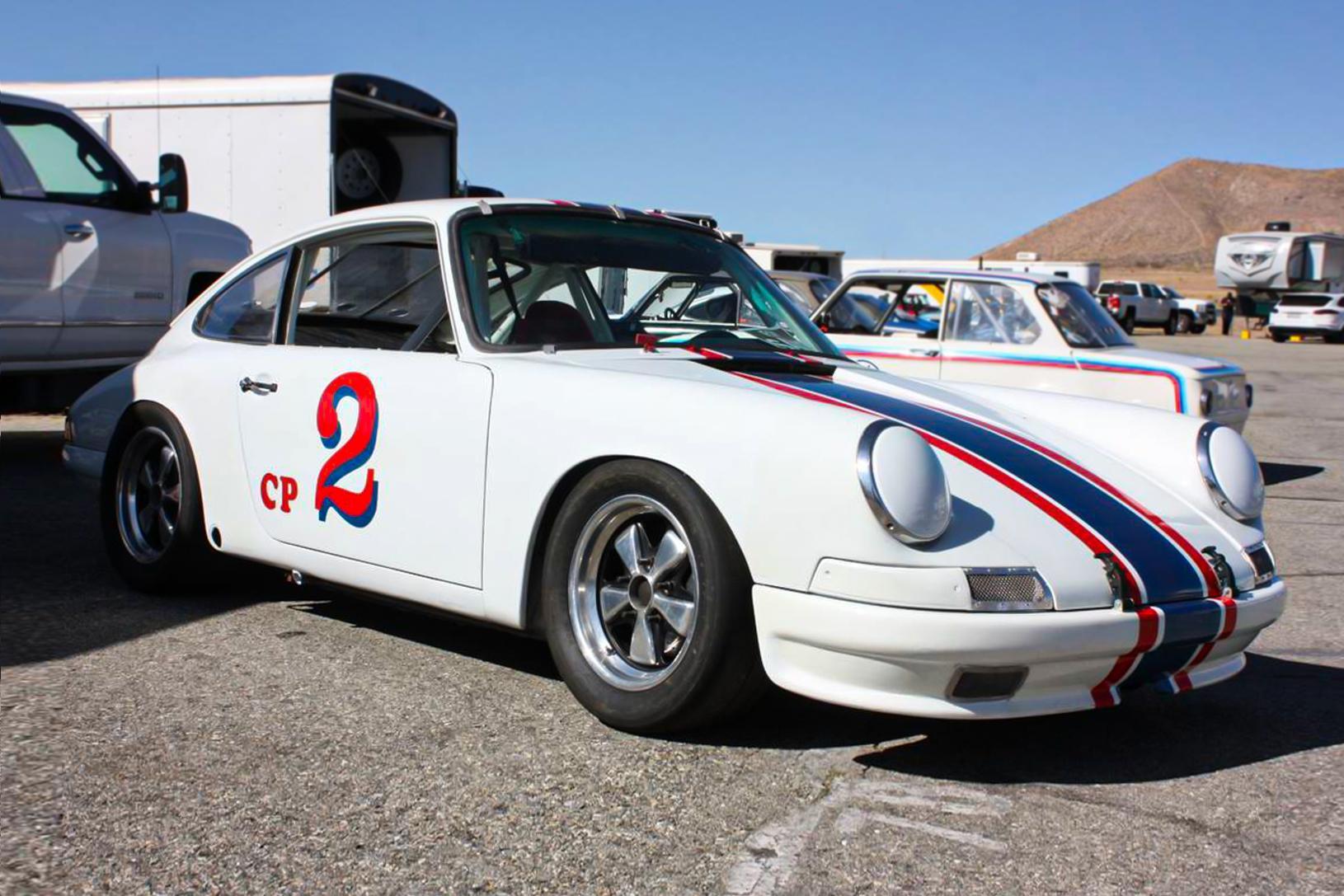 1968 Porsche 911 'Track Car'