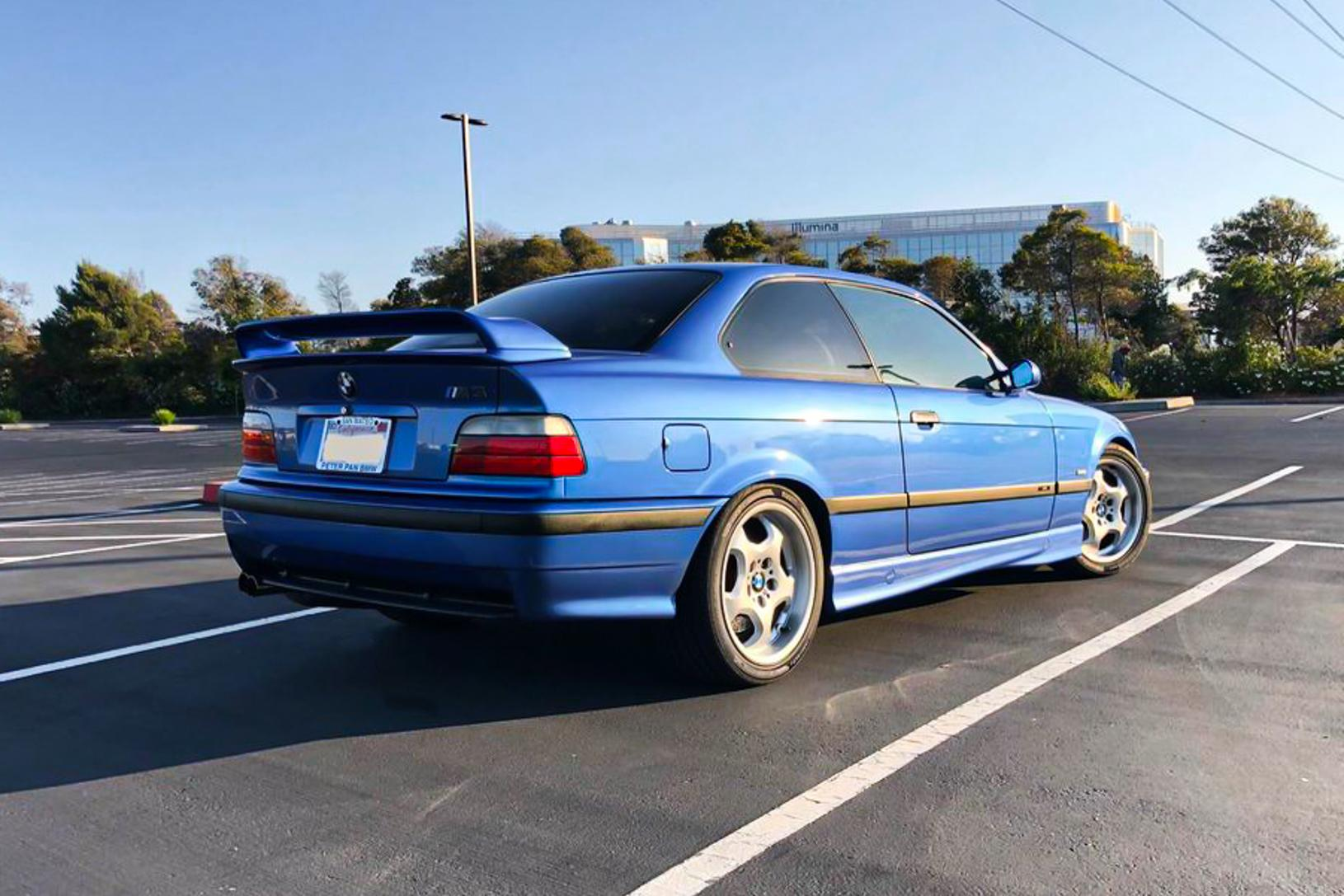 1999 BMW M3 'Supercharged'