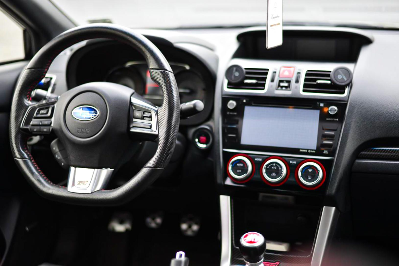2016 Subaru STi