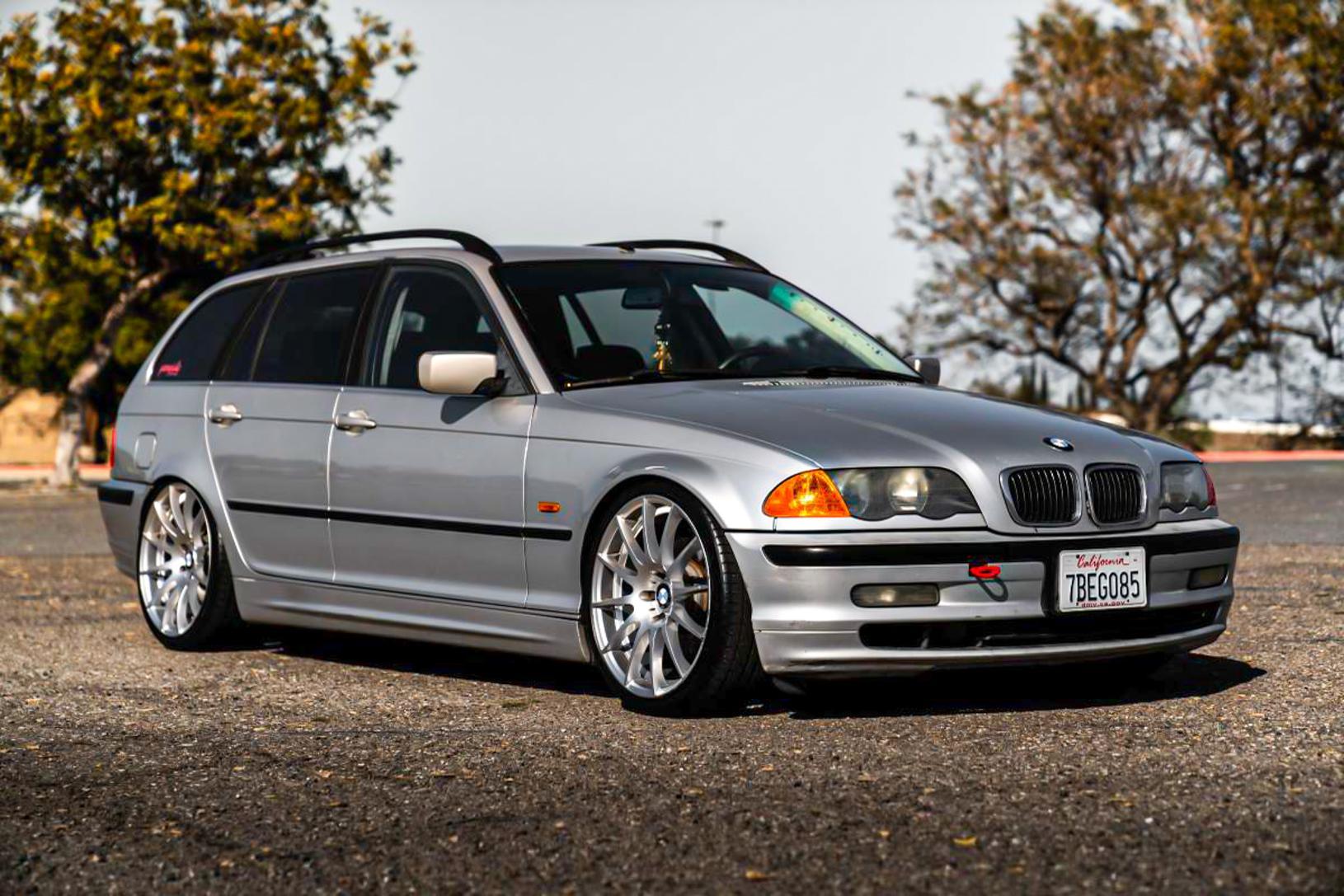 2001 BMW M3 Touring 'S54 Swap'