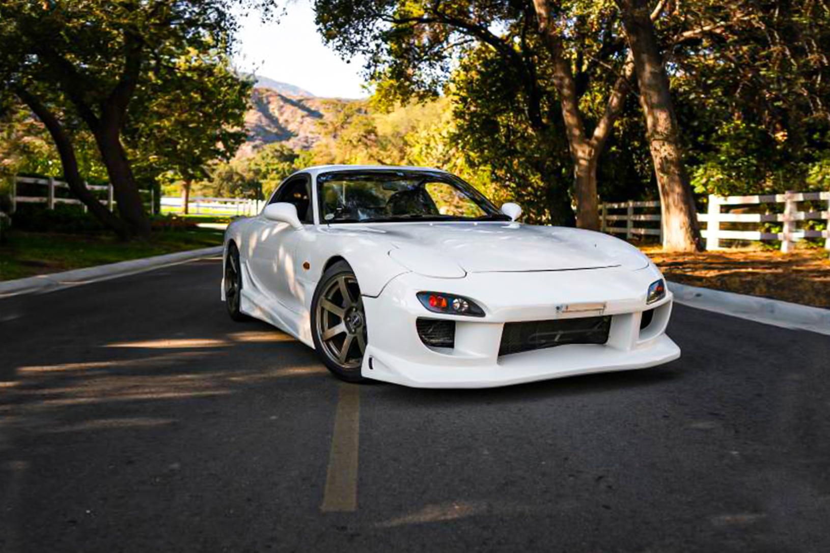 1996 Mazda RX-7 'Type R Bathurst'