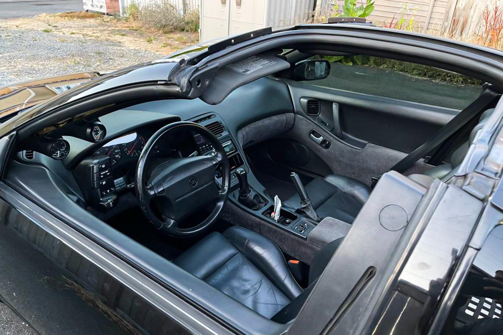1992 Nissan 300ZX Twin Turbo