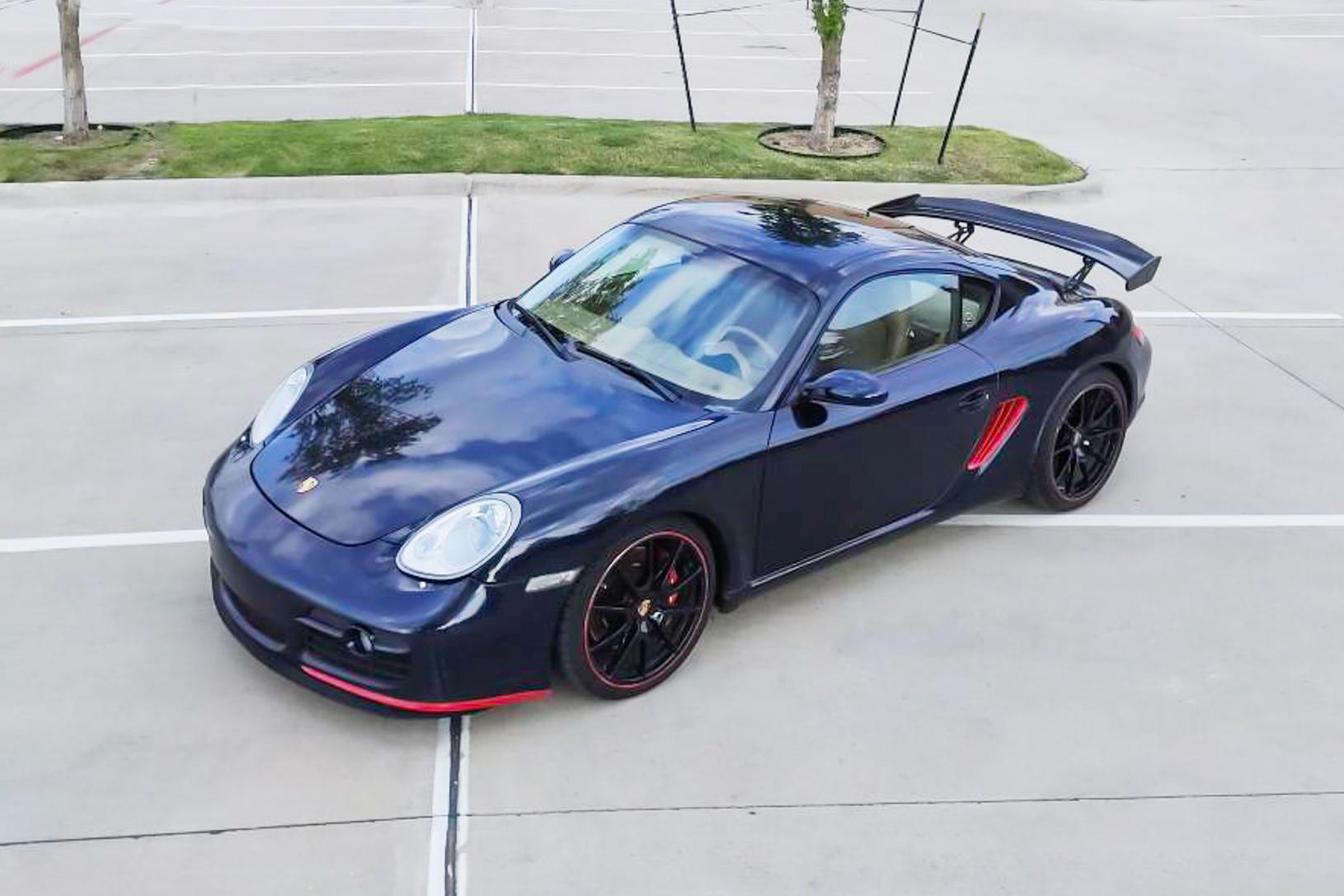 2006 Porsche Cayman S '3.8L X51 Swap'