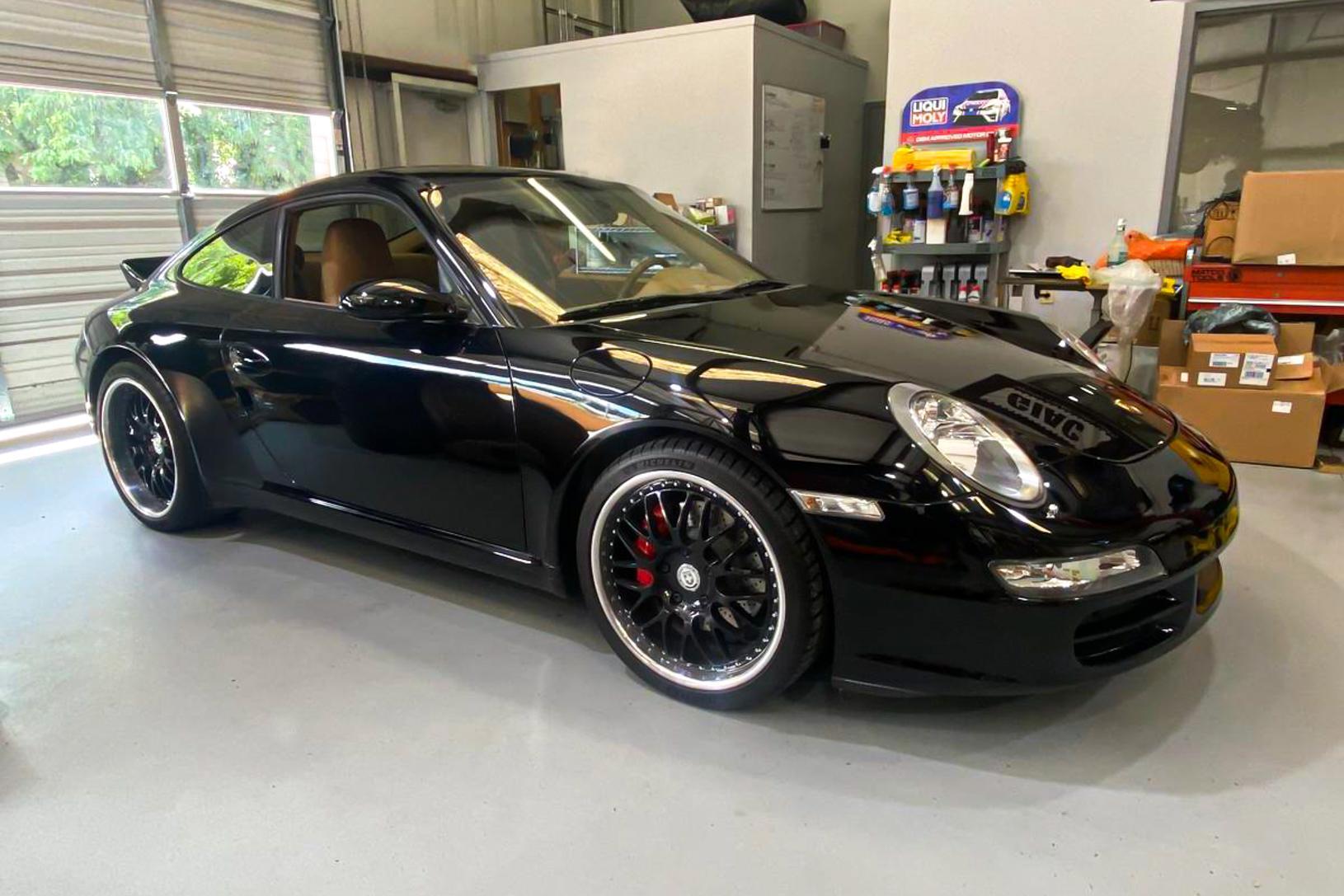 2005 Porsche 911 S