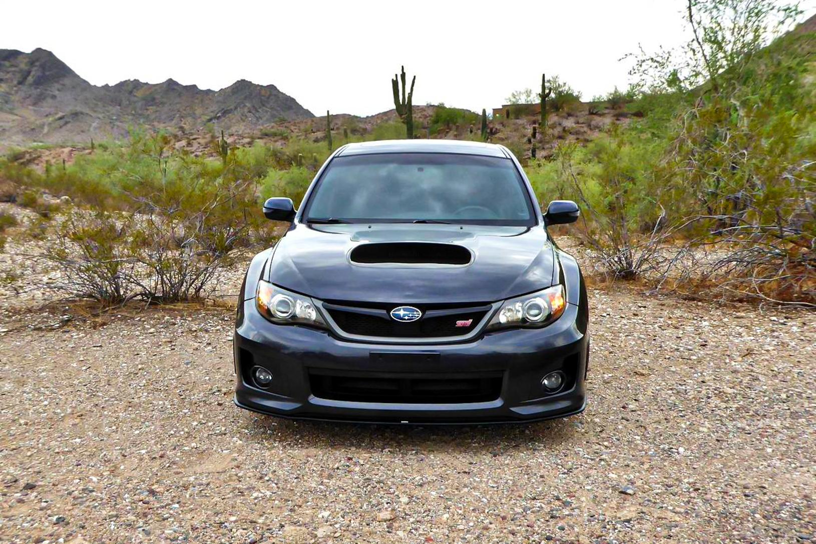 2011 Subaru STi