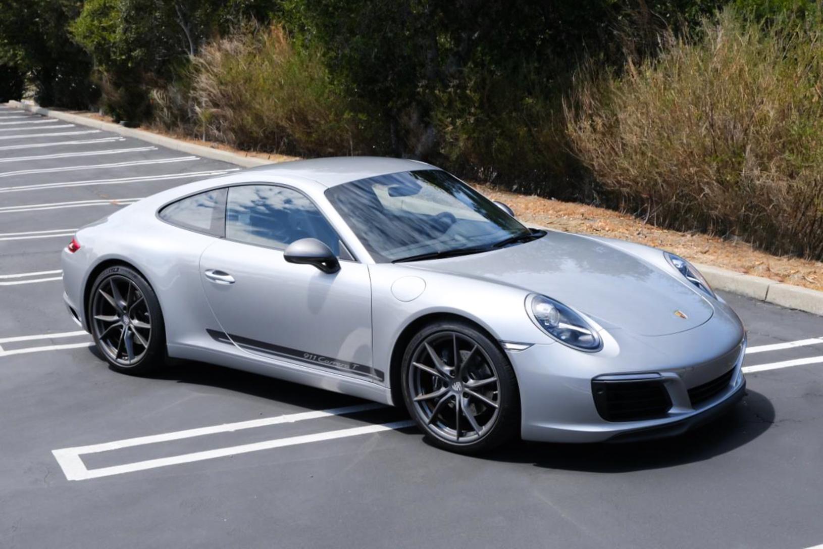 2018 Porsche 911 T