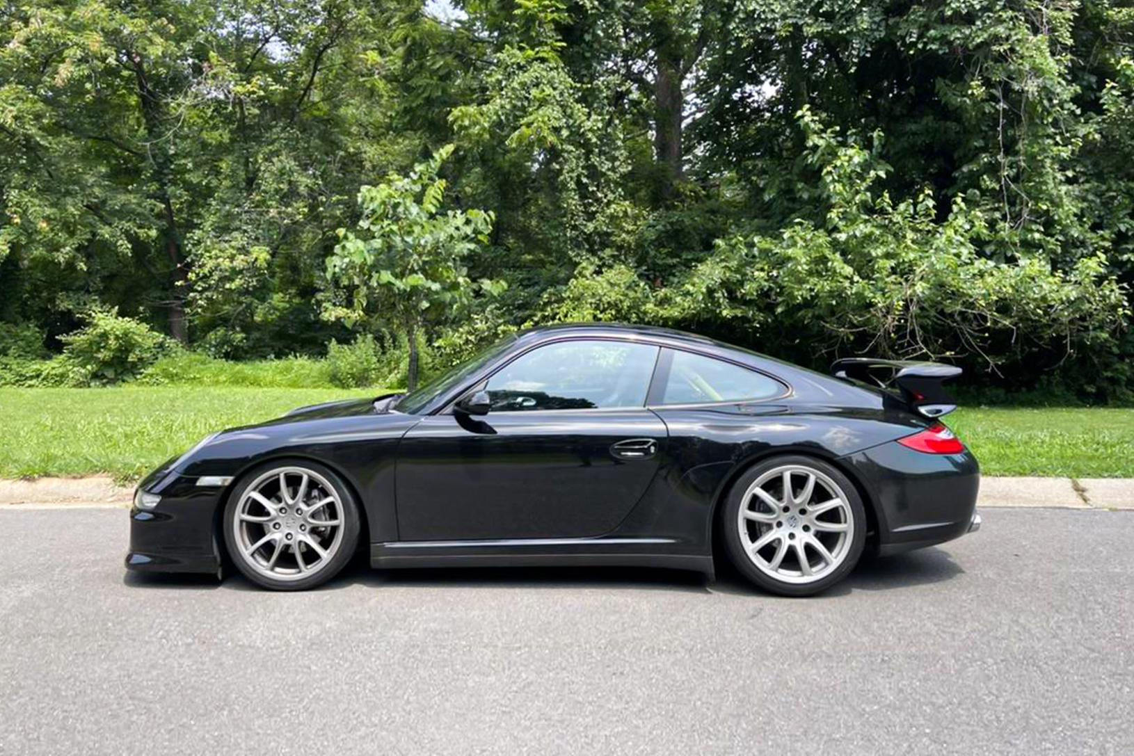 2008 Porsche 911 C4 'Track Car'
