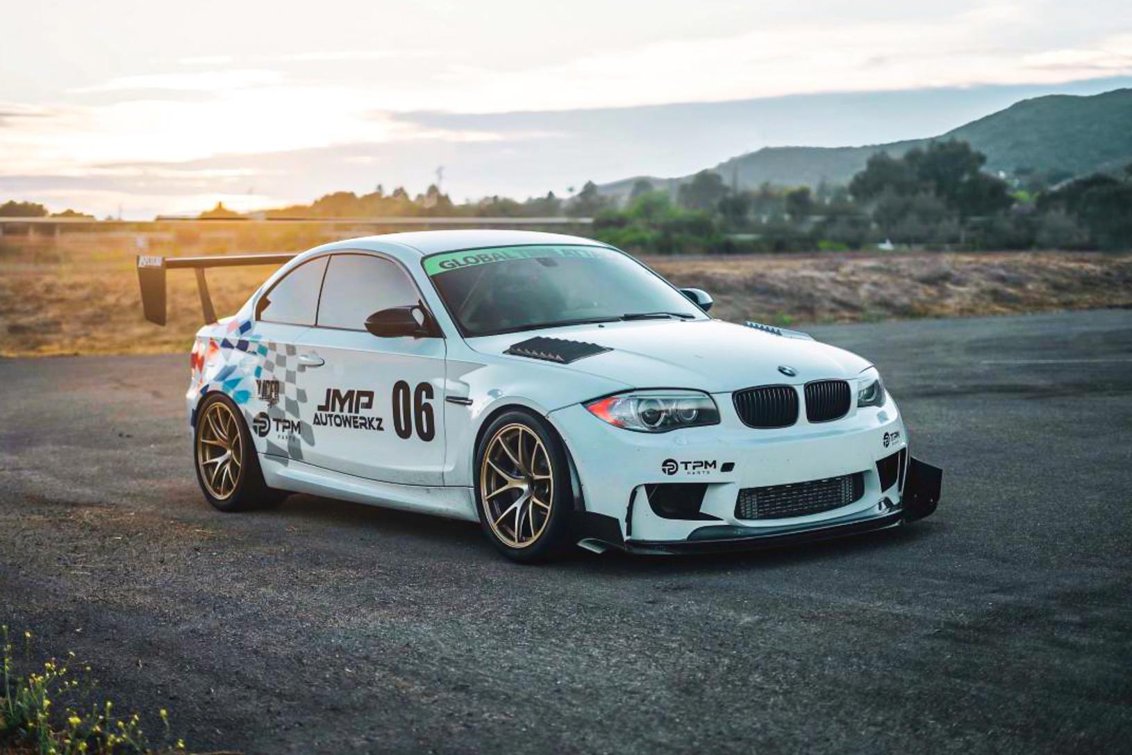 2011 BMW 1M 'Track Car'