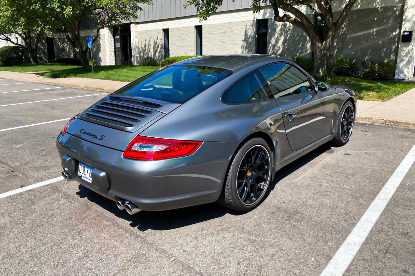 2008 Porsche 911 S