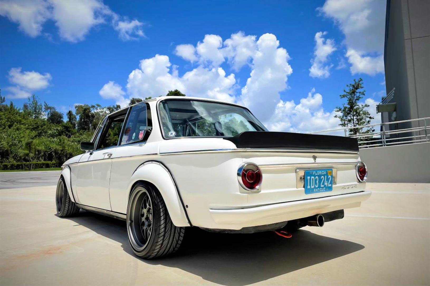 1973 BMW 2002 tii 'Euro Spec'