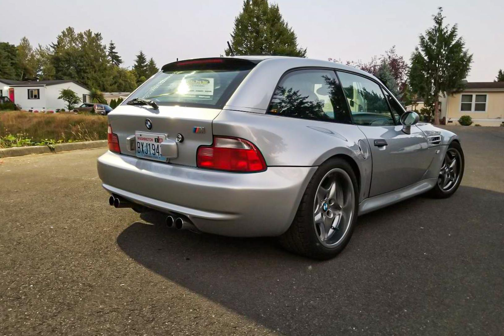 2000 BMW Z3 M-Coupe 'Supercharged'
