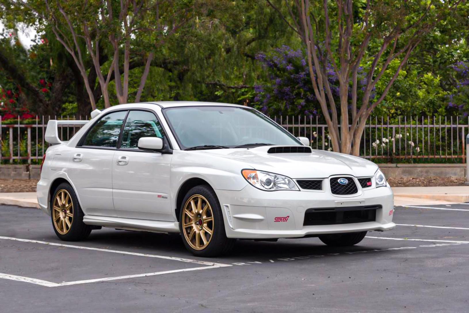 2007 Subaru STi