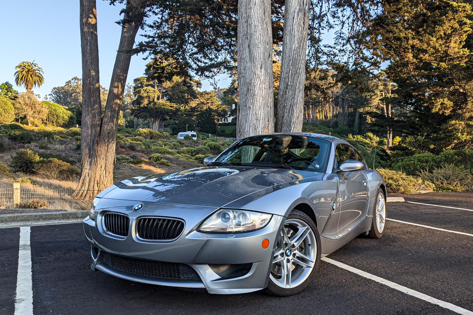 2006 BMW Z4 M-Coupe