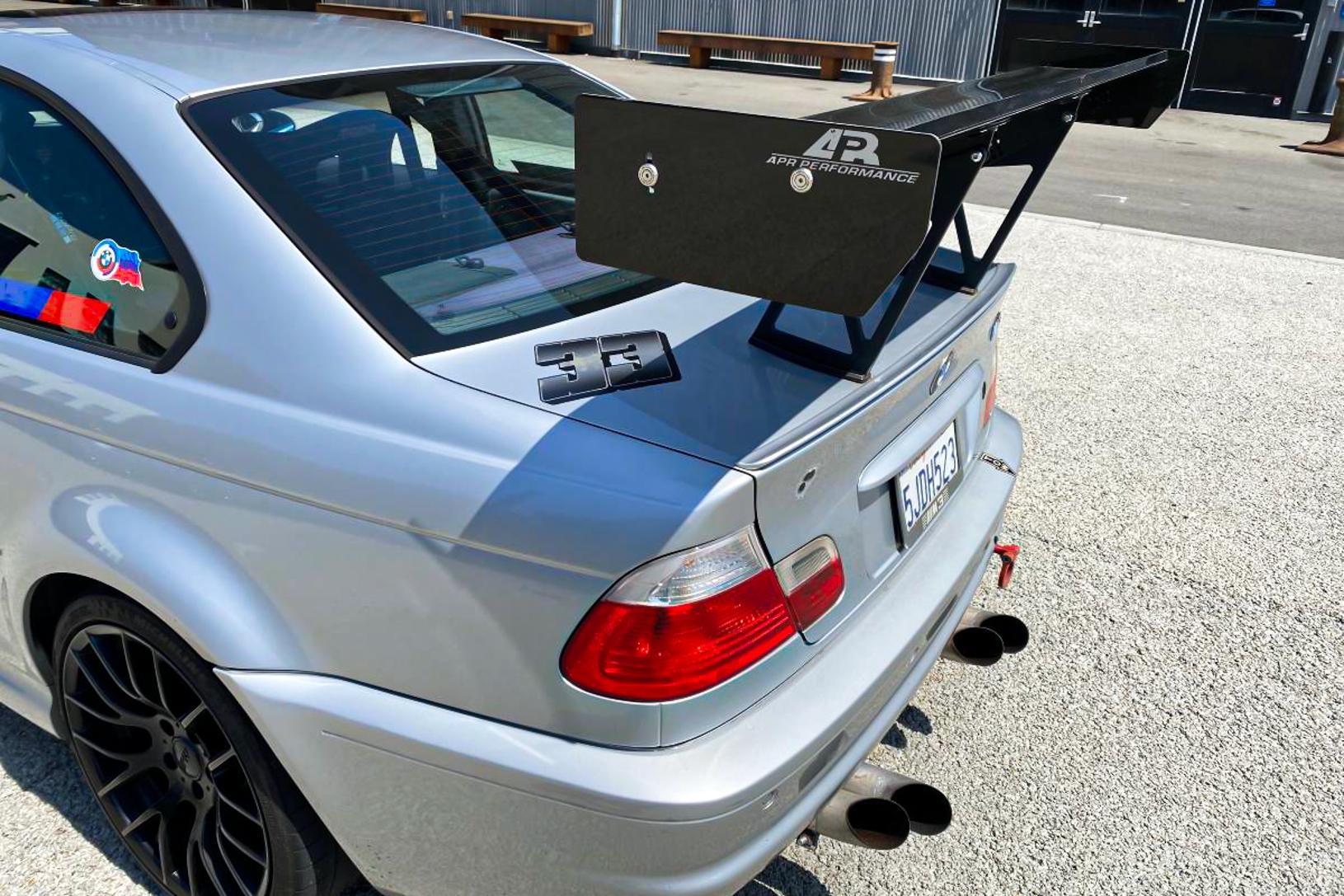 2002 BMW M3 'Track Car'