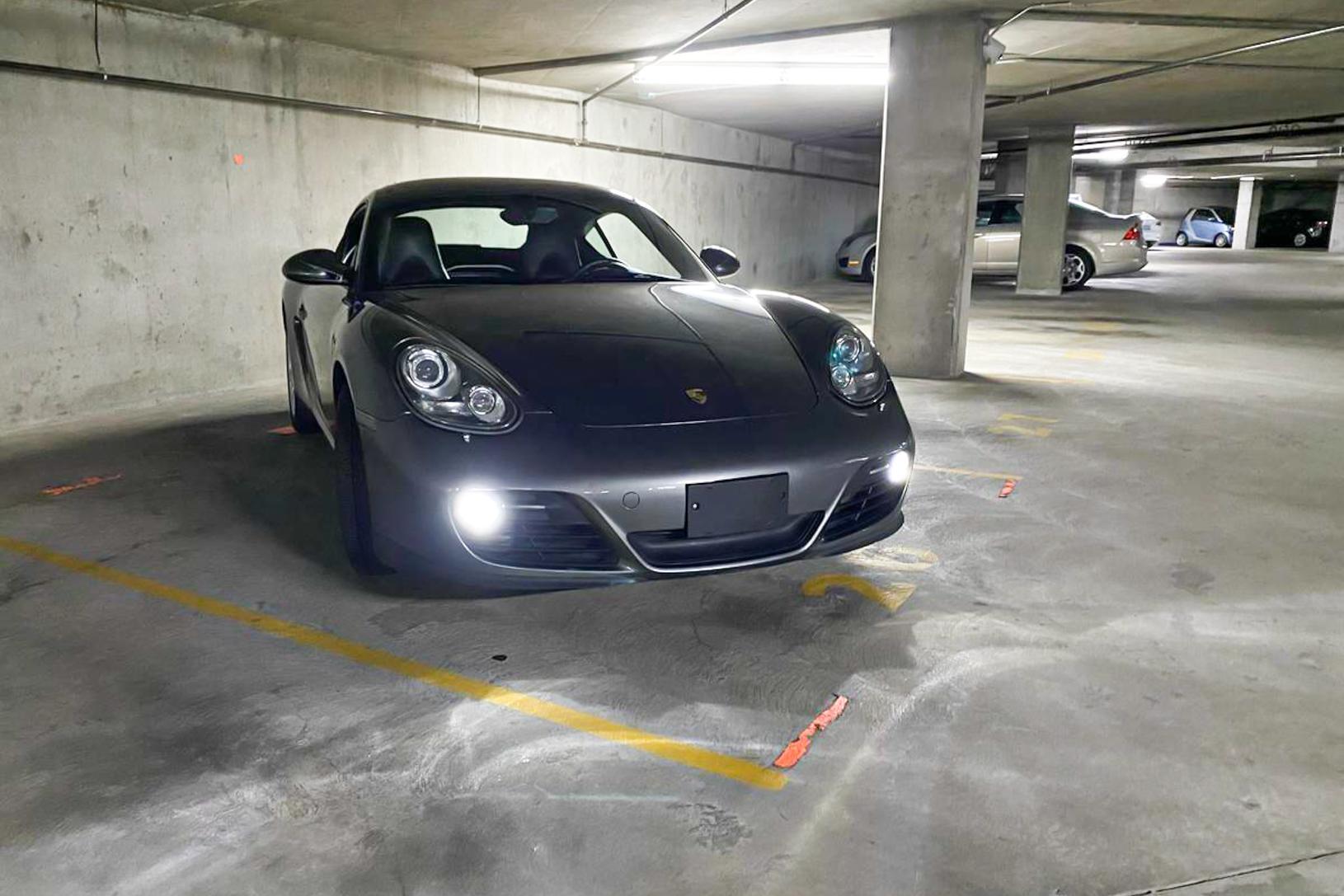 2009 Porsche Cayman