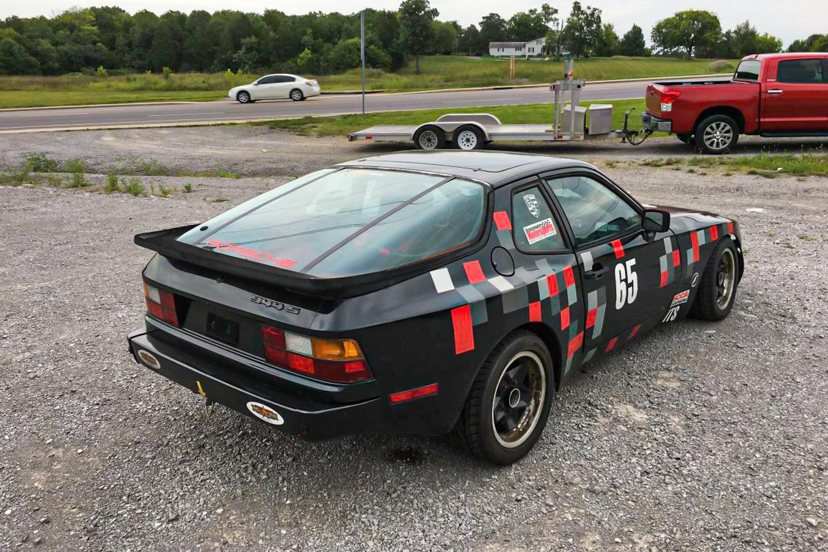 1986 Porsche 944 'Track Car'